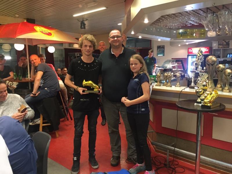 webdesign zwolle Niels Krijnen FC Hummel keeper van het jaar