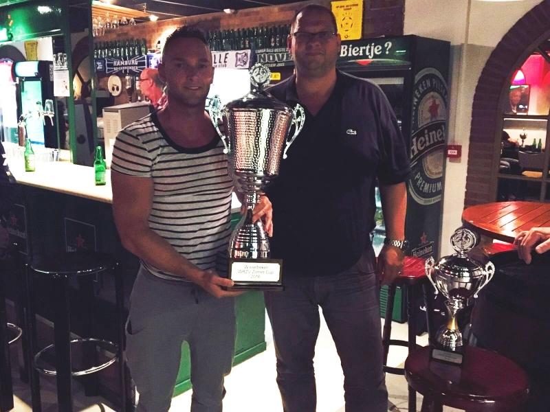 webdesign zwolle Peter Opdam neemt WRZV Zomer Cup in ontvangst