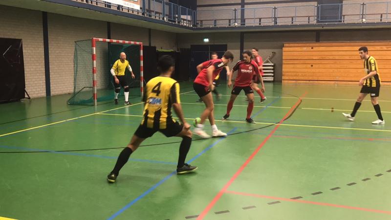 zaalvoetbal zwolle WRZV Dynamo Islam