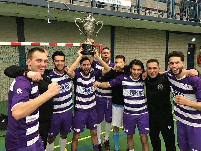 zaalvoetbal zwolle winnaars Dieze West 2016